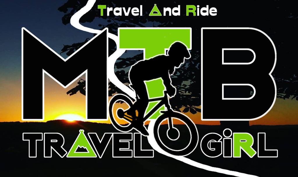 Logo MTB Travel Girl