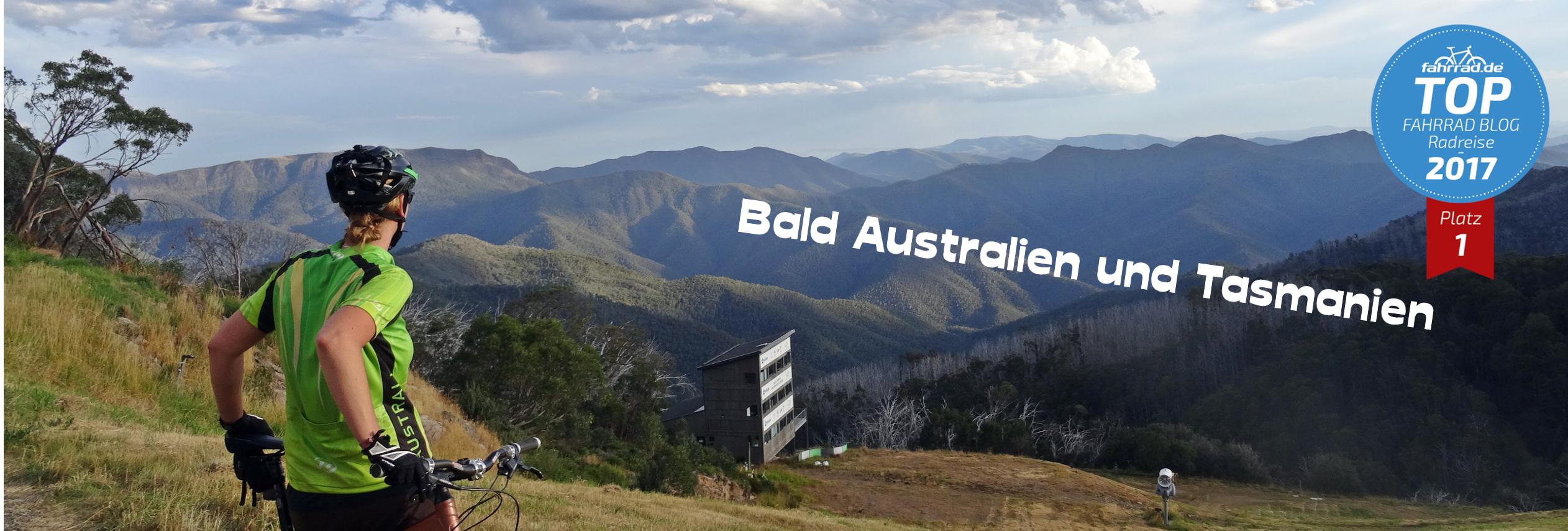 Titelbild Berge Australian
