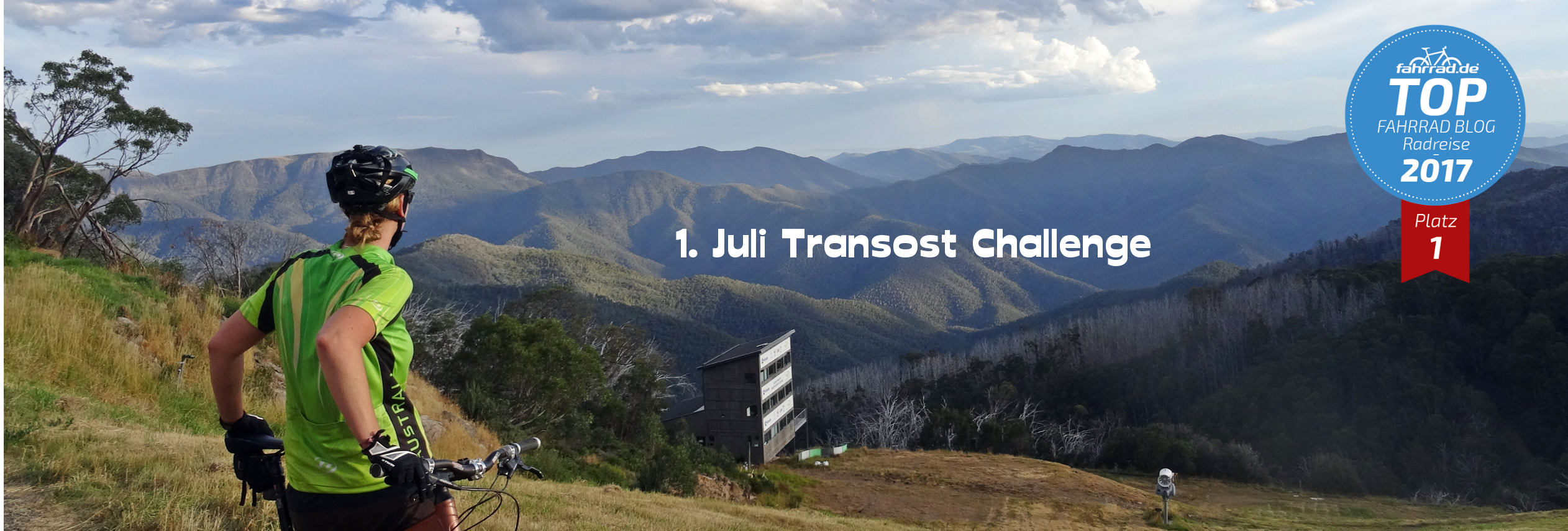 MTB Travel Girl Transost