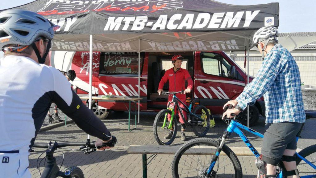 MTB Academy Fahrtechnik Kurs
