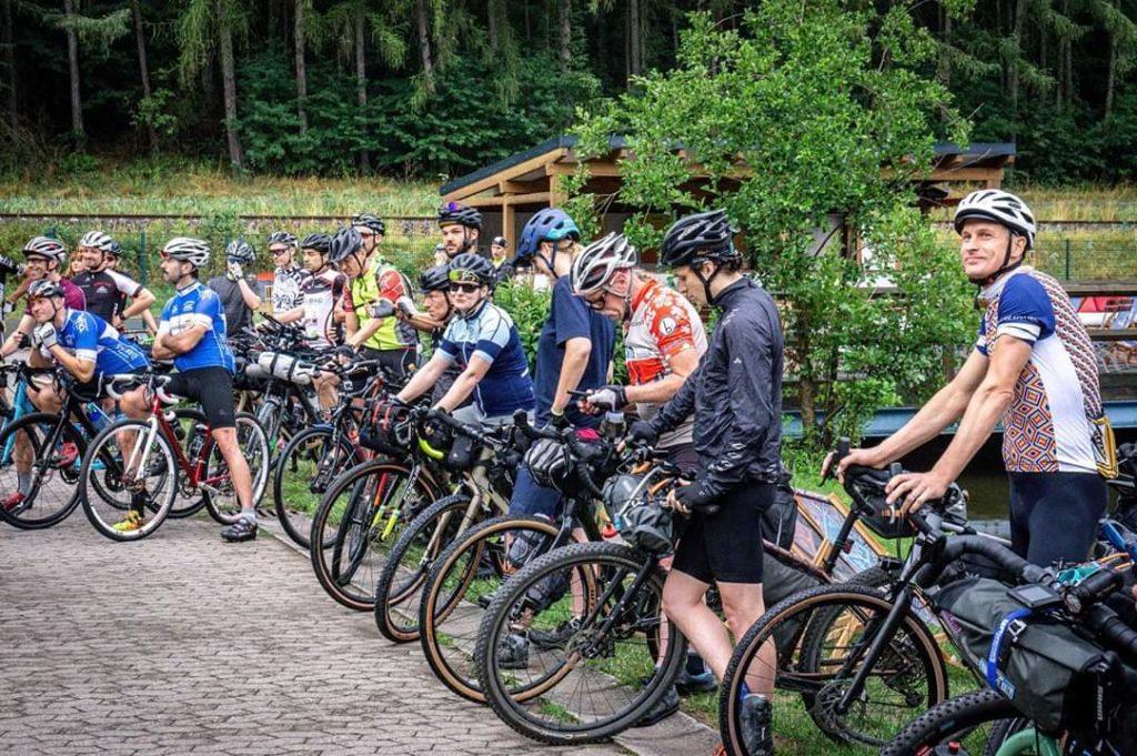Bikepacking Franconia Begrüßung