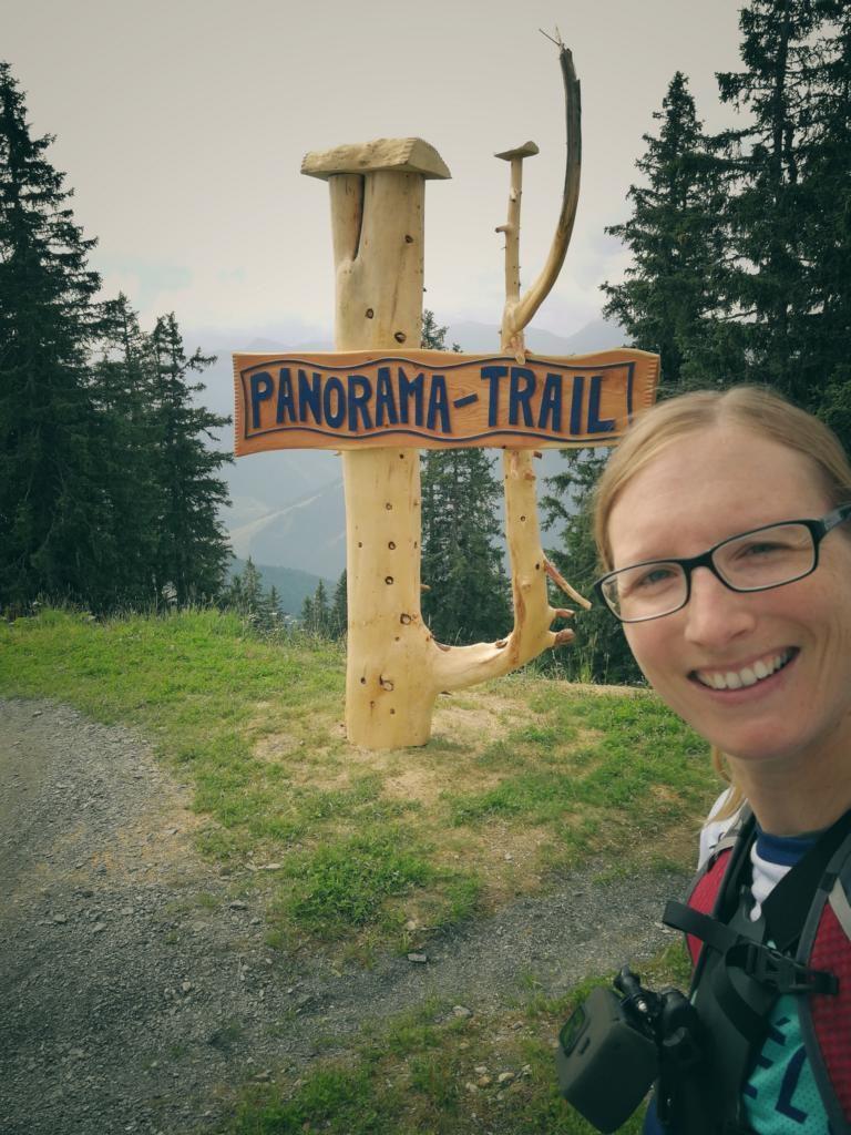 Panorama Trail in Saalbach