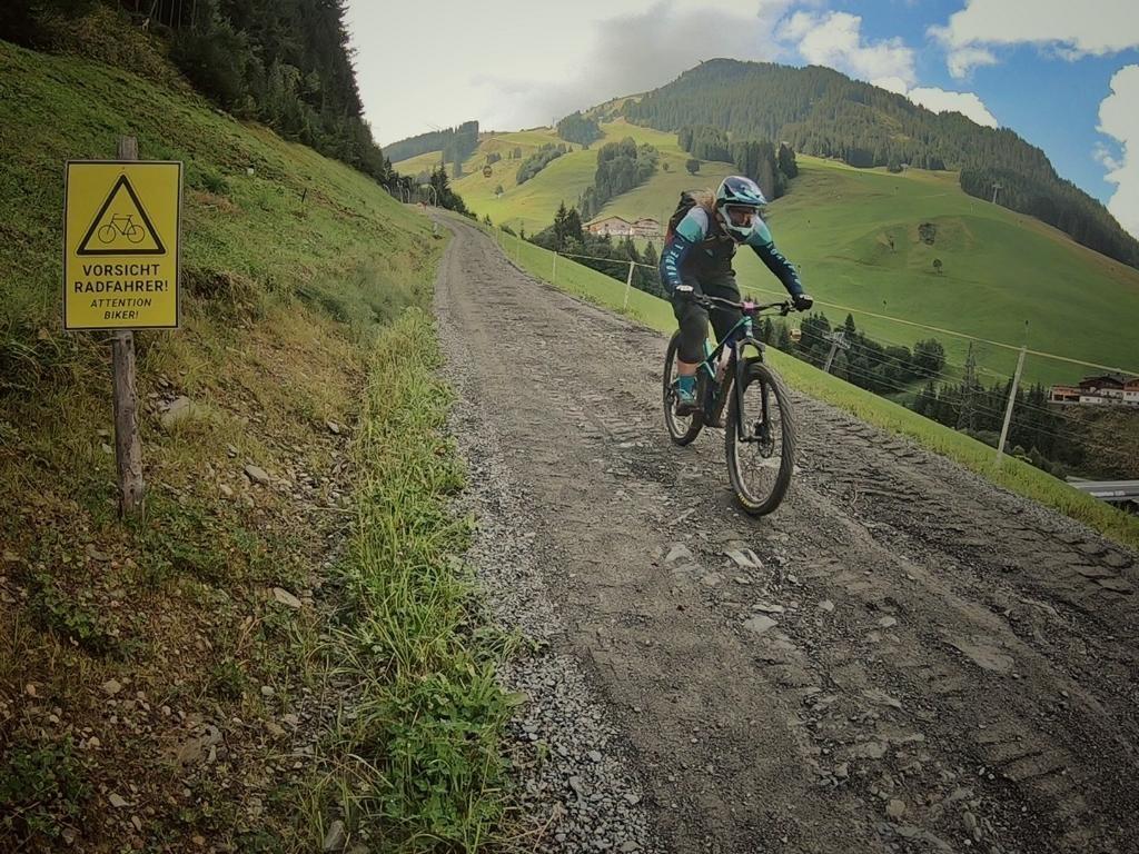 Saalbach Buchegg Trail