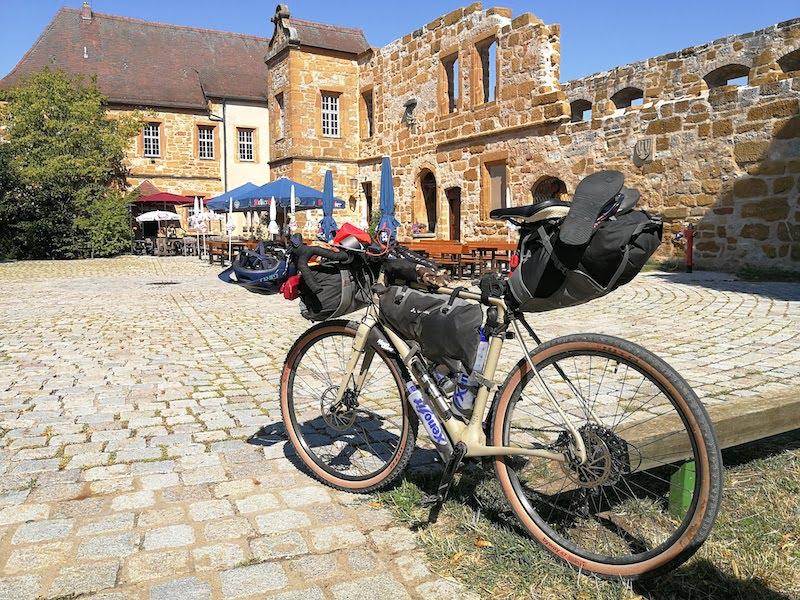 Bikepacking Franconia Event