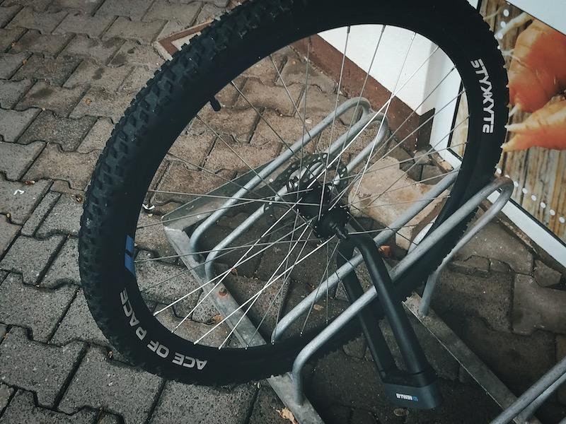 Fahrrad Geklaut Anzeige
